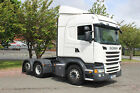 2014 Scania R450 6x2 T/unit  High Line Cab, Tag Axle, Add Blue Engine,
