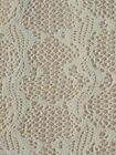Bonded Lace Two Tone Double Layer Stretch Fabric- Q1162 Fee P&P