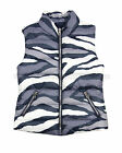 Kate Mack Girls' Wild Streak Puffer Vest, Sizes 5, 6