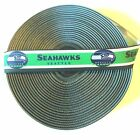 "7/8"" Seattle Seahawks Green Stripe Grosgrain Ribbon by the Yard (USA SELLER!) $2.65 USD on eBay"