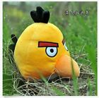 """6"""" NEW PLUSH ANGRY BIRDS AND ANGRY PIG SOFT TOY ANGRY BIRDS COLLECTION XMAS GIFT"""