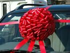 Large / GIANT Car Bow XL  or  XXL  Gift Bow with Superfast dispatch + Free P&P
