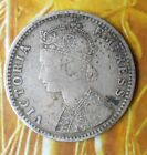 British India - ¼ Rupee - Victoria 1889 Silver (.917) – 2.92 g – ø 19.5 mm-df114