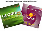 Globe 999T Pips-In Table Tennis / Ping Pong Rubber with Japan Sponge, NEU