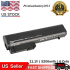Battery for HP EliteBook 2530p 2540p COMPAQ NC2400 2400 2533t HSTNN-FB22 EH767A