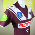 MANLY SEA EAGLES 2015 Home JERSEY PLAYERS Howard Matthew Cup Size M
