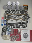 61,62,63,64,65 CHEVY IMPALA 409 REBUILD ENGINE KIT 10-1 PISTONS 256H ISKY CAM