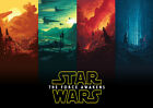 Star Wars Movie Art Large Poster Print - A0 A1 A2 A3 A4 Sizes $19.7 CAD on eBay