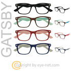 GATSBY Bifokal Lesebrille Retro Federscharnier & Etui - I Need You by EYE-NET