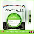 0.28mm (29 AWG) - Comp SS316L (Marine Grade Stainless Steel) Wire - 12.18 ohms/m