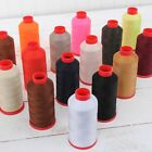 Внешний вид - BONDED NYLON THREAD #69 UPHOLSTERY CANVAS LEATHER 1650YD CONES TEX70 26 COLORS