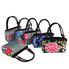 Chinese Handmade Ethnic Retro Embroidered Shoulder Bag Women Handbag Pouch