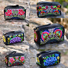 Chinese Handmade Ethnic Embroidered Clutch Bag Women Handbag Pouch Purse
