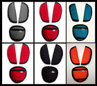 BABY CAR SEAT PUSHCHAIR STRAP BELT CROTCH COVERS HARNESS SHOULDER PADS