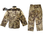 New Military Special Force Combat V2 Hunting Uniform Shirt+Pants HLD Camo XS-XXL