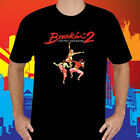 New Breakin' 2: Electric Boogaloo Dancing Film Men's Black T-Shirt Size S to 3XL