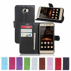 Flip Magnetic Card Wallet PU Leather Case Stand Cover Skin For Huawei Y5 II 2