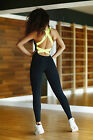 Women's Sports Gym Yoga Running Fitness Leggings Pants Athletic Jumpsuit Clothes