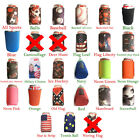 2 Piece Flags, Sports, Solid Colors Magnetic Koozie / Coozie Can Holder Hot