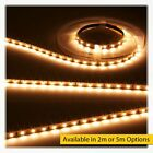 Warm White 12V LED IP20 Flexible Indoor Internal Rope Lighting Strip Low Energy
