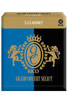 Brand New Rico Grand Concert Select Eb Clarinet Reeds, 10-pack
