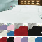 Queens Land Home Thermal Flannelette 100% Brushed Cotton Flat or Fitted Sheet .