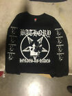 bathory longsleeve shirt venom celtic frost mayhem black metal hellhammer inepsy