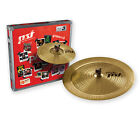 Paiste Pst 3 Effects Pack (10/18) Cymbal Pack 063FXPK  Authorized Dealer