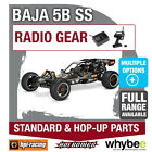 HPI BAJA 5B SS [Radio Gear] Genuine HPi Racing R/C Standard & Hop-Up Parts!