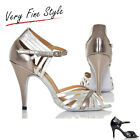 Fashion  Women Leather  Ballroom Dance Shoes  Latin018