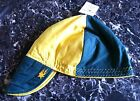 New GREEN & GOLD Welding Hat Welder Hats Cap Protective Gear American Hotties