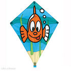 Fish Kite. Nemo Children's Diamond Kite