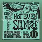 Ernie Ball Slinky Guitar strings with Choice of 8 Gauges - Super Regular Power