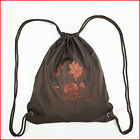 Unisex Shaolin Kung Fu Zen Monk Buddhist Meditation Bags Small Backpack Canvas