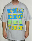 DC Shoes Men's Ash Grey Skateboard Tee Shirt Size 2XL