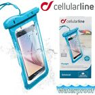 CELLULARLINE CUSTODIA COVER VOYAGER IMPERMEABILE SUB 20 MT. TOUCH GALAXY S7