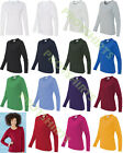 Gildan - 100% Cotton Women's Long Sleeve T-Shirt - 5400L