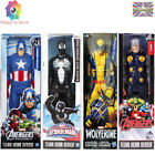 """The Avengers Wolverine Spider man Thor Captain America 12"""" Action Figure Toys"""