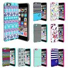Heavy Duty Hybrid Rugged Hard Case Cover For Apple iPhone 5C Screen Protector