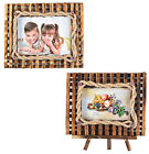 Arpan Brand New Wooden Photo Frame With Stand - Ideal Gift For Xmas