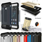 Shockproof Rugged Hybrid Rubber Case Cover For Huawei Ascend P9 Lite& P8 Lite