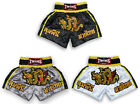 Boxing Shorts ~ Twins Muay Thai ~ TBS-14 Dragon, TBS-35 Army Grey ~ in Canada