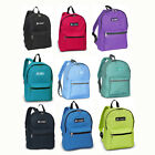 "Everest Basic 15"" Backpack School Travel Campus Bookbag Bag"