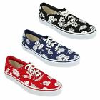 Vans Unisex Tropicoco Era Casual Pumps Canvas Hawaiian Shoes Lace Up Plimsolls