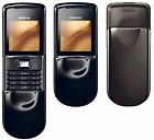 Original Nokia 8800 sirocco 8800s unlocked 2G GSM 128MB internal memory 2.0MP