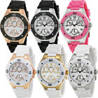 Invicta Angels Multifunction Jelly Ladies Watch