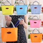 Thermal Portable Insulated Waterproof Cooler Lunch PicnicTote Storage Bag