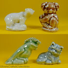 Wade Whimsie Figurines (1985/96 Set #2) USA Red Rose Tea Animals - Selection D