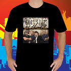 New AC/DC AC DC Rock or Bust World Tour Men's Black T-Shirt Size S to 3XL