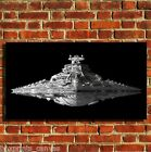 STAR WARS DESTROYER MOVIE COOL CANVAS WALL ART BOX PRINT PICTURE MEDIUM/LARGE